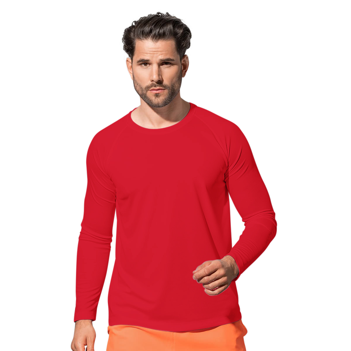 Stedman-Mens-Active-140-Long-Sleeved-Tee-AB344