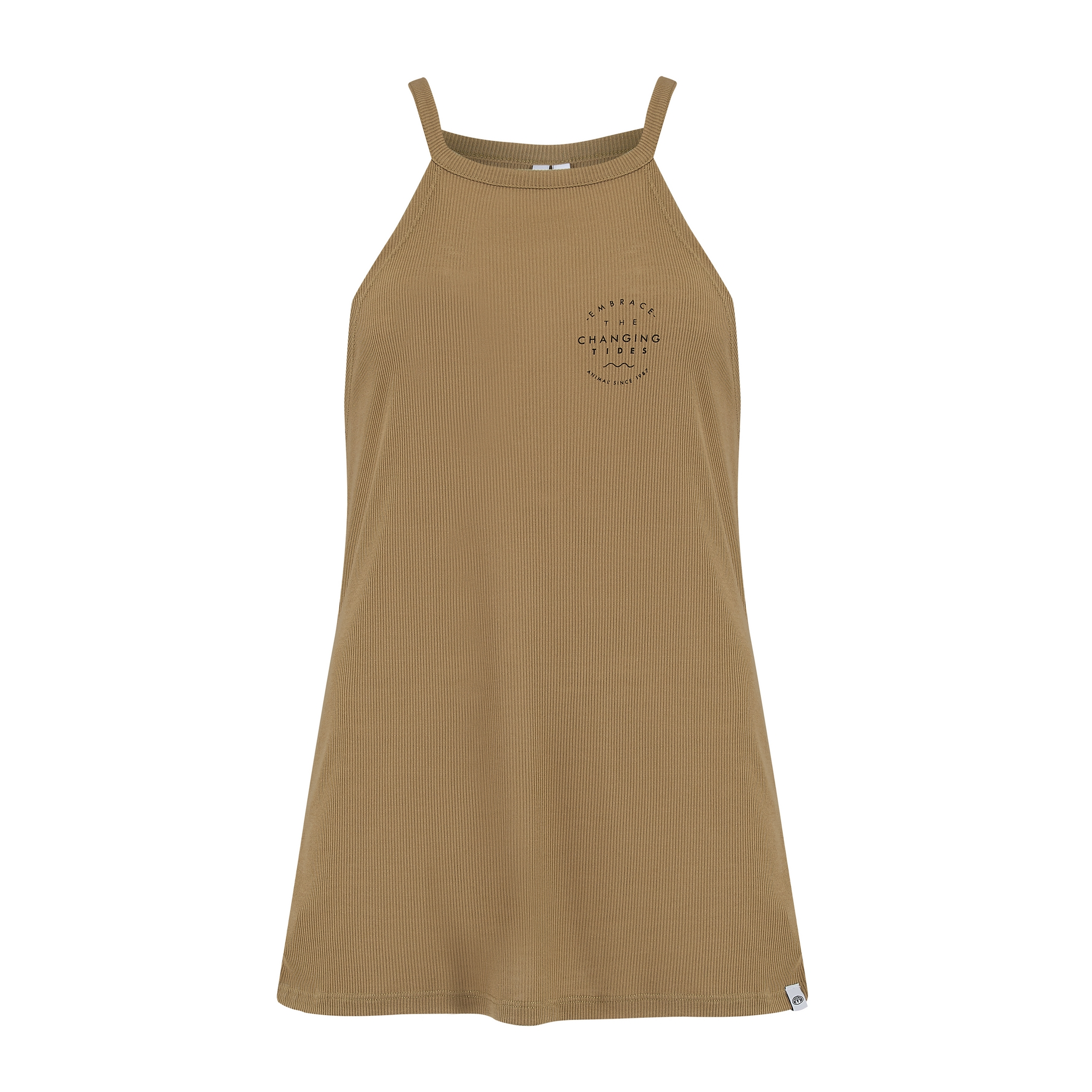 Animal-Womens-Ladies-Ribling-Vest-AN1578