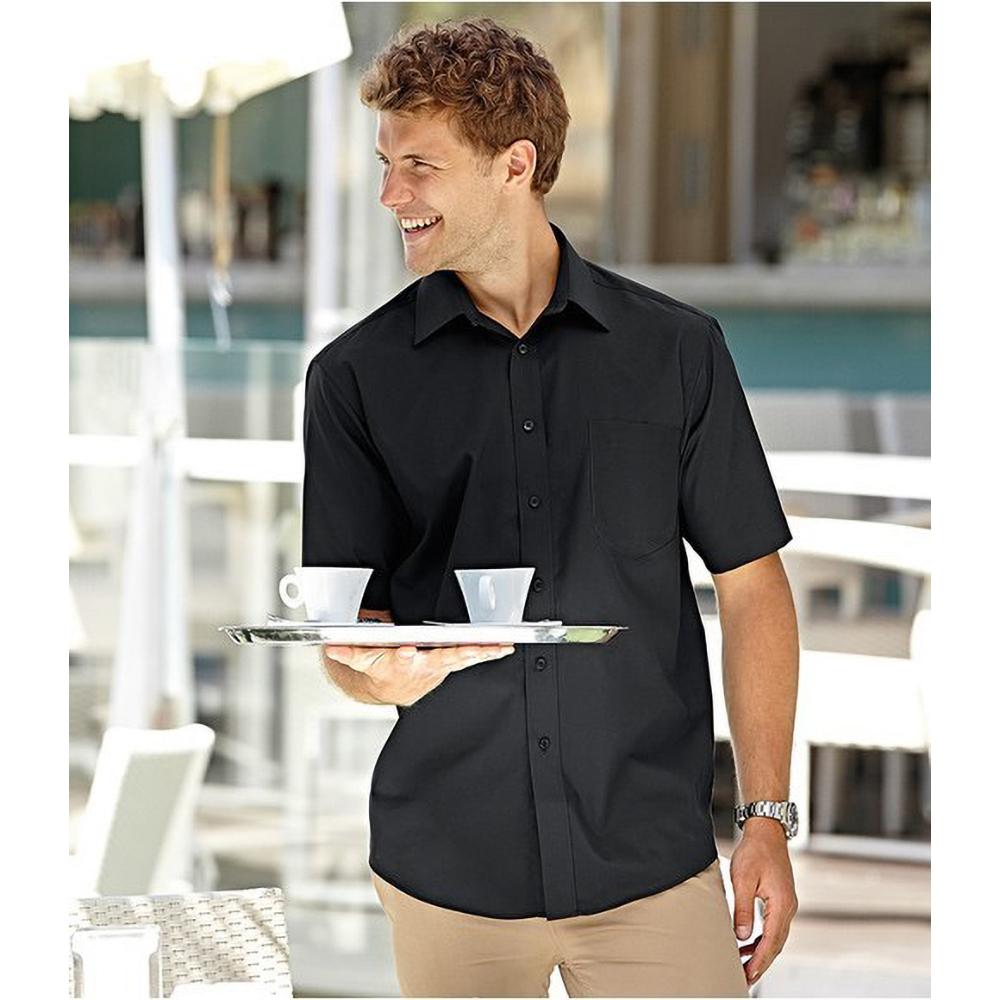 3b1b80d0d49 Mens Short Sleeve Shirts Non Iron - Cotswold Hire