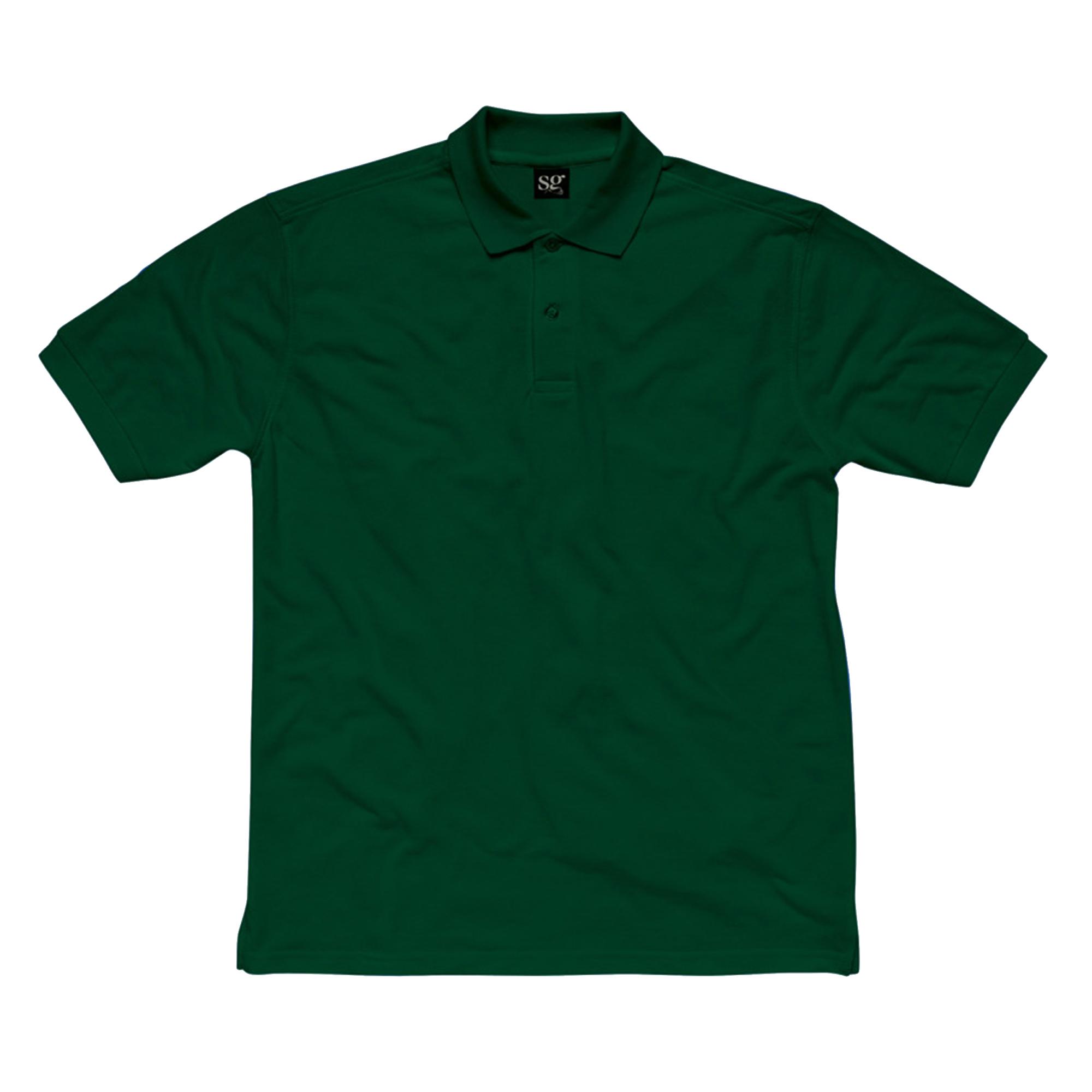 Polo-uni-SG-100-coton-pour-enfant-unisexe-3-12ans-BC1083