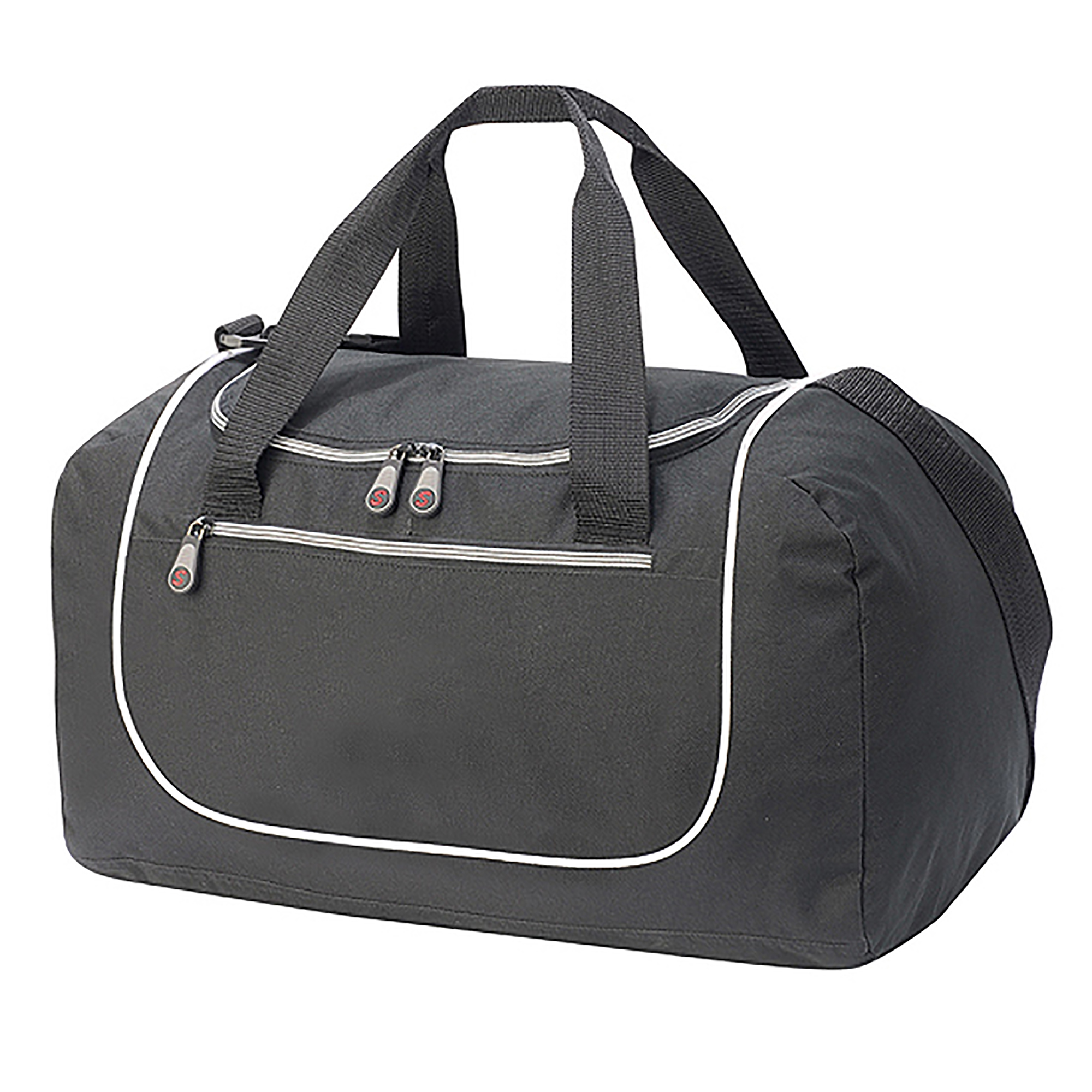 Shugon Rhodes Sports Holdall Duffle Bag (36 Litres) (One Size) (Black)