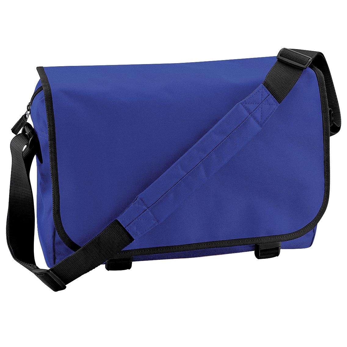 Bagbase Adjustable Messenger Bag (11 Litres) (One Size) (Bright Royal)
