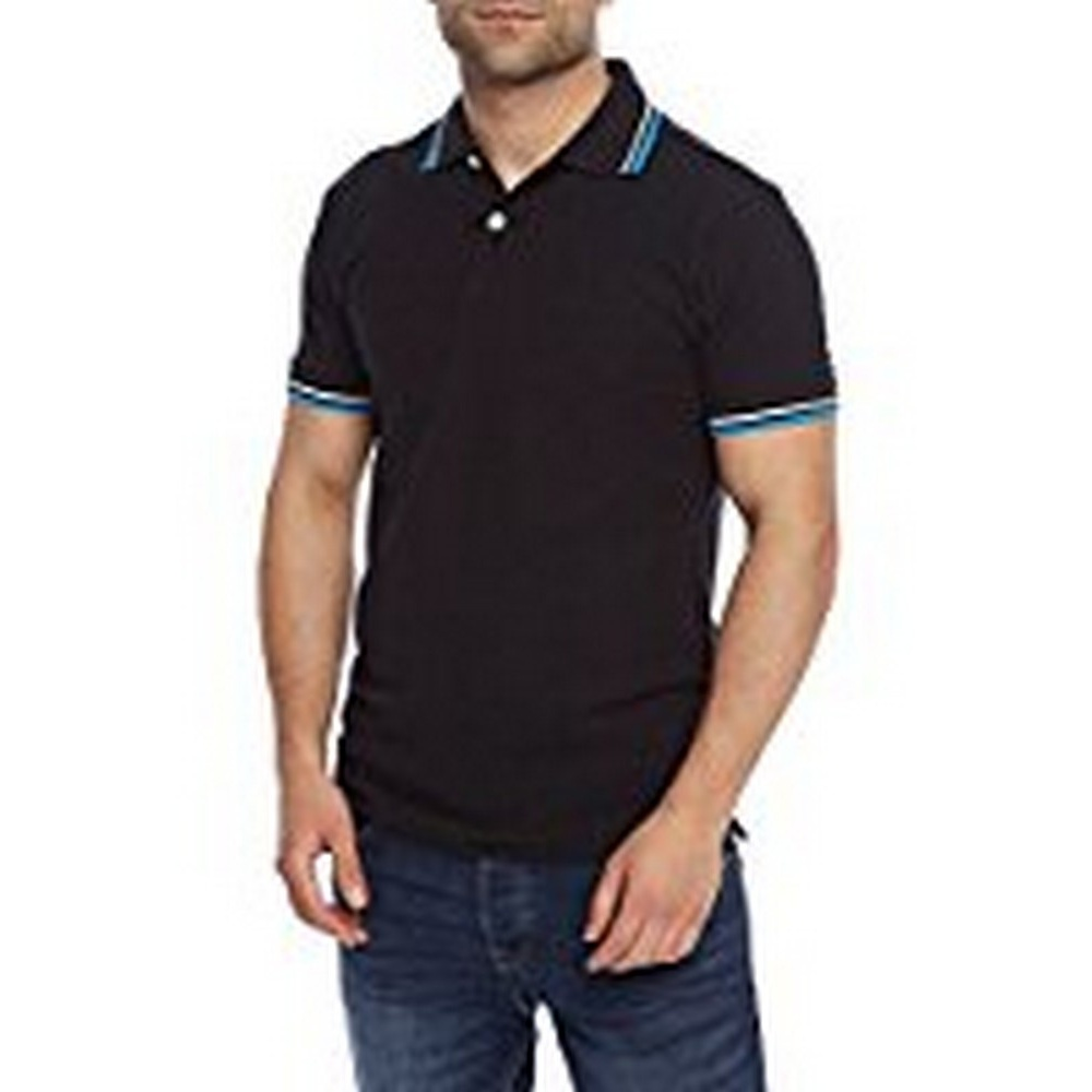 Polo-a-manches-courtes-Fruit-Of-The-Loom-pour-homme-BC1378 miniature 14