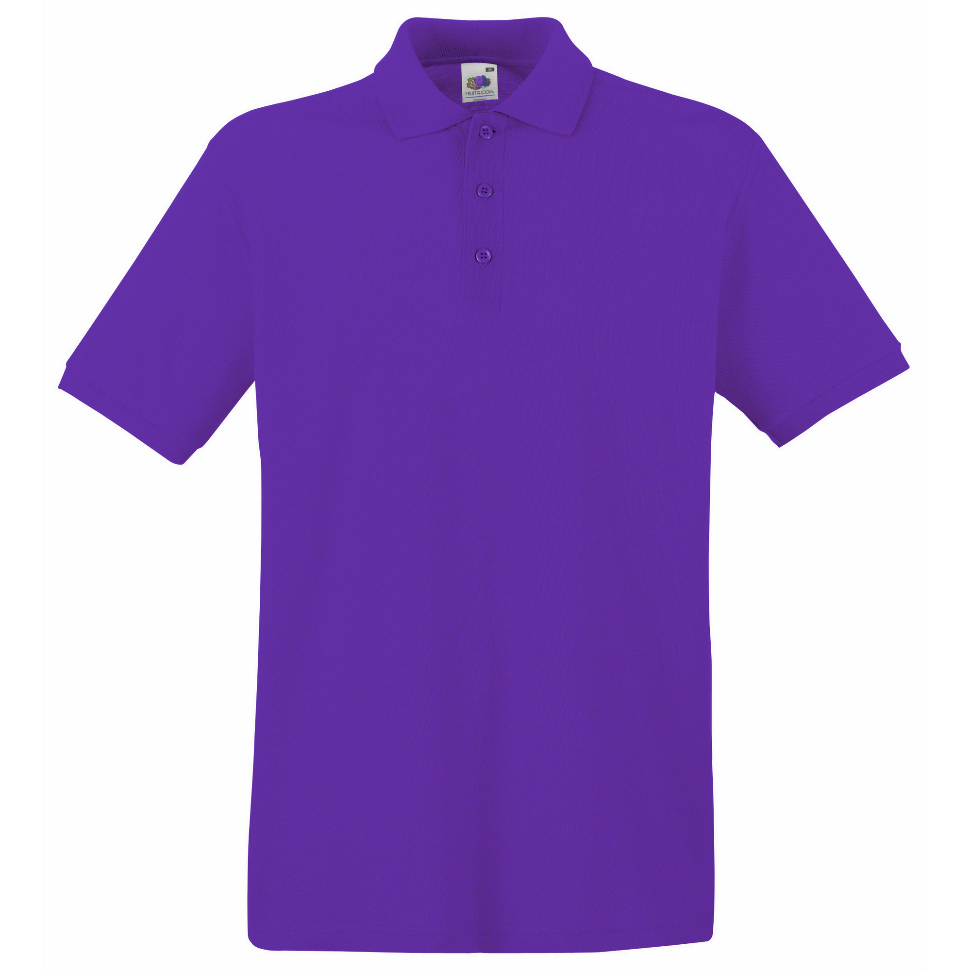 Polo-a-manches-courtes-Fruit-Of-The-Loom-pour-homme-BC1381 miniature 39