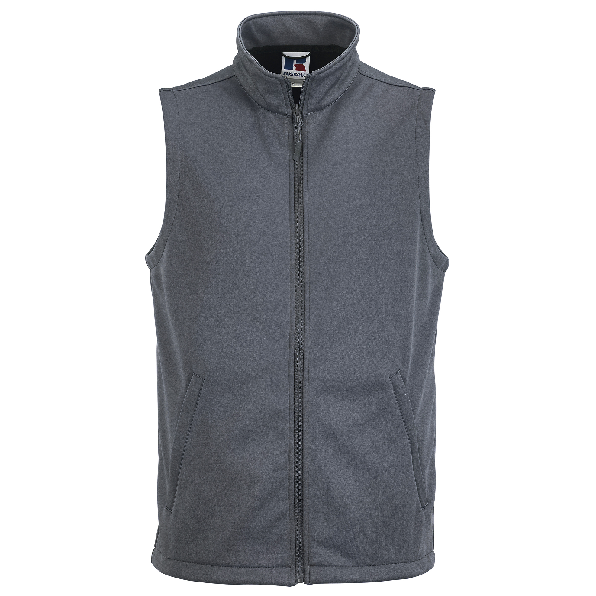 Russell Mens Casual Work Winter Smart Softshell Outdoor Gilet /Vest Jacket /Coat