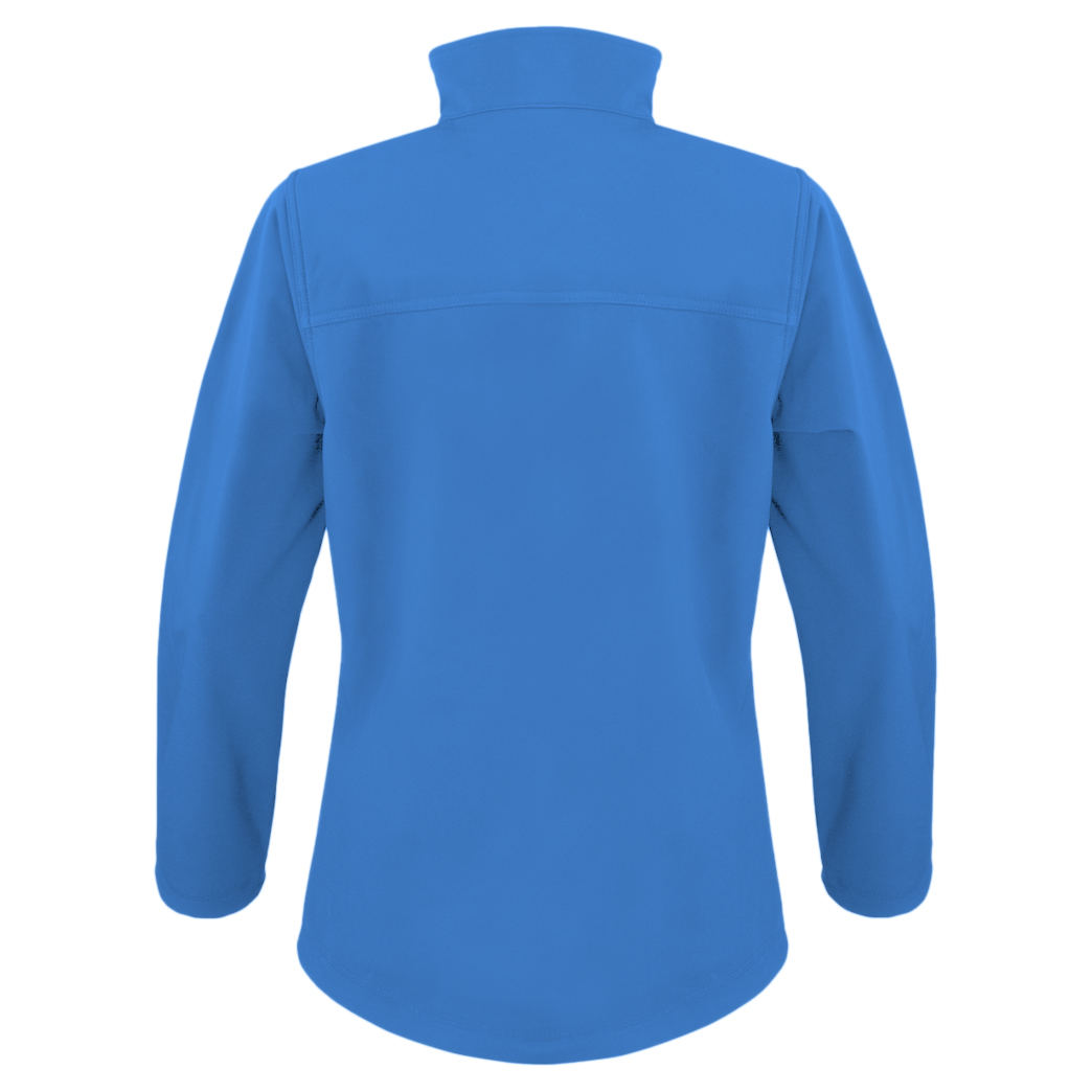 Result Womens Softshell Premium 3 Layer Performance Jacket (Waterproof, Windproof & Breathable) (L) (Bottle Green)