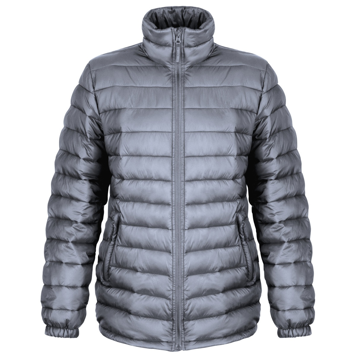 Result Ladies/Womens Ice Bird Padded Jacket (Water Repellent & Windproof) (L) (Red)