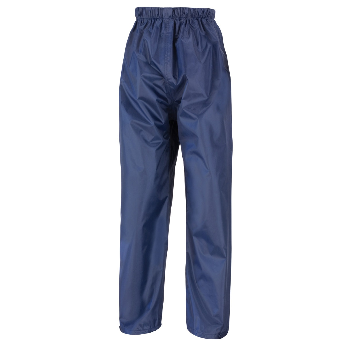Result Core Kids/Childrens Unisex Stormdri Rain Over Trouser / Pants (11-12 years) (Navy Blue)