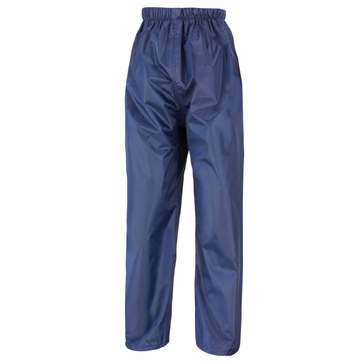Result Mens Core Stormdri Rain Over Trousers / Pants (XL) (Navy Blue)