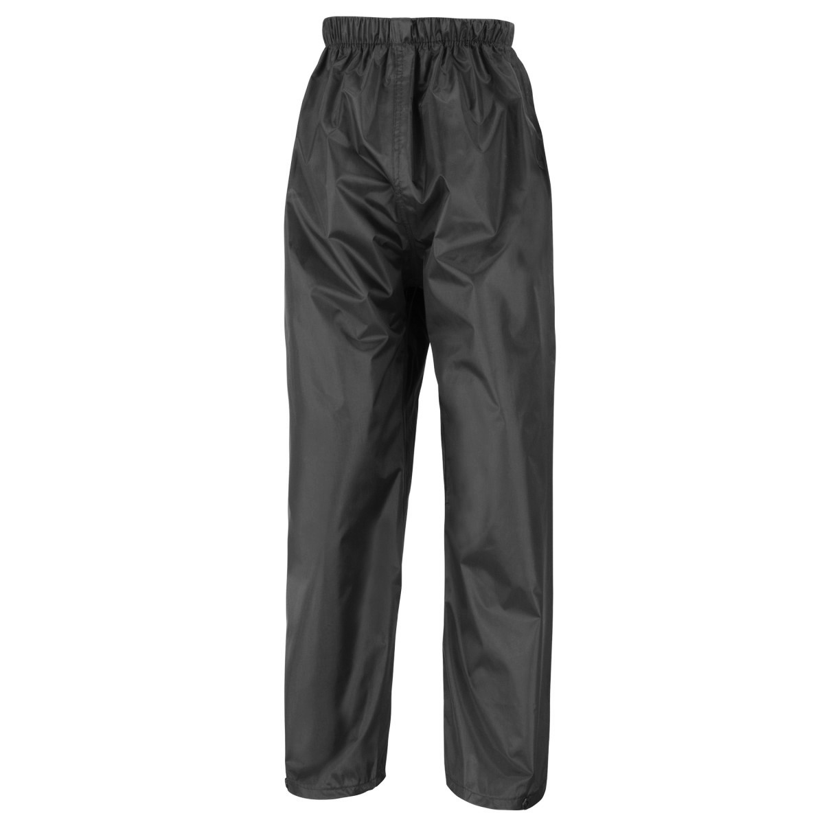 Result Mens Core Stormdri Rain Over Trousers / Pants (2XL) (Black)
