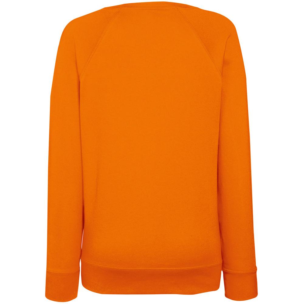 df440490 Fruit OF The Loom Ladies Fitted Lightweight Raglan Sweatshirt (240 ...