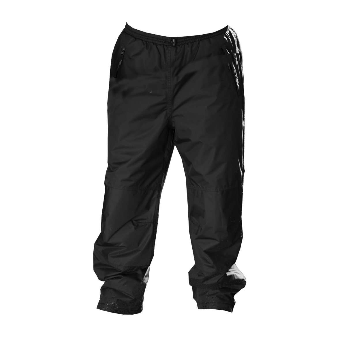 Regatta Mens Wetherby Rain Padded Over Trouser (31inch Leg Length) (M) (Black)