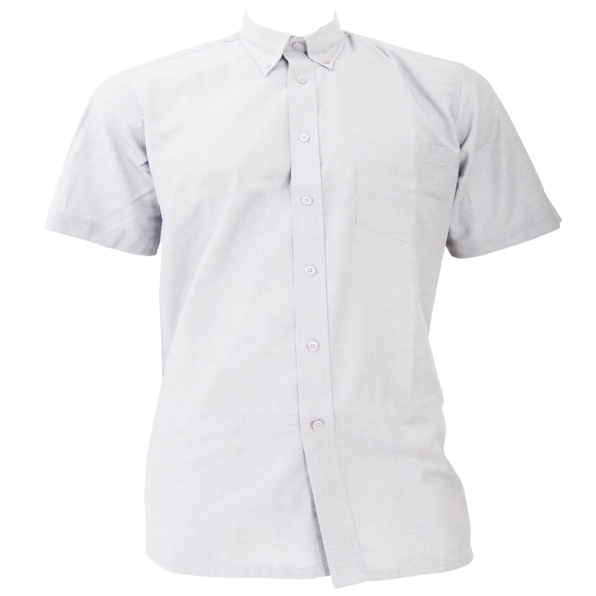 9b145830e76390 Dickies Short Sleeve Cotton/polyester Oxford Shirt / Mens Shirts ...