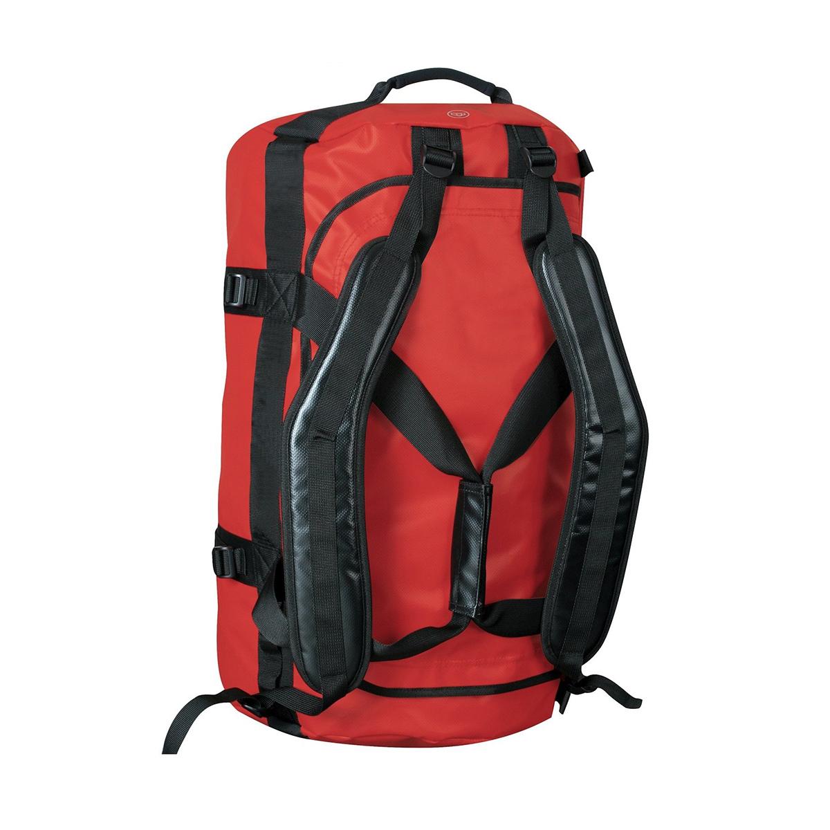 Stormtech Waterproof Gear Holdall Bag (Medium) (One Size) (Bold Red/Black)