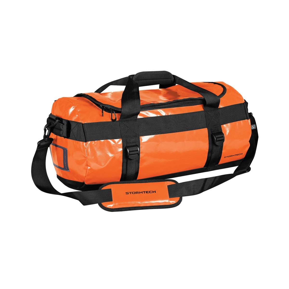 Stormtech Waterproof Gear Holdall Bag (Small) (One Size) (Ocean Blue/Black)