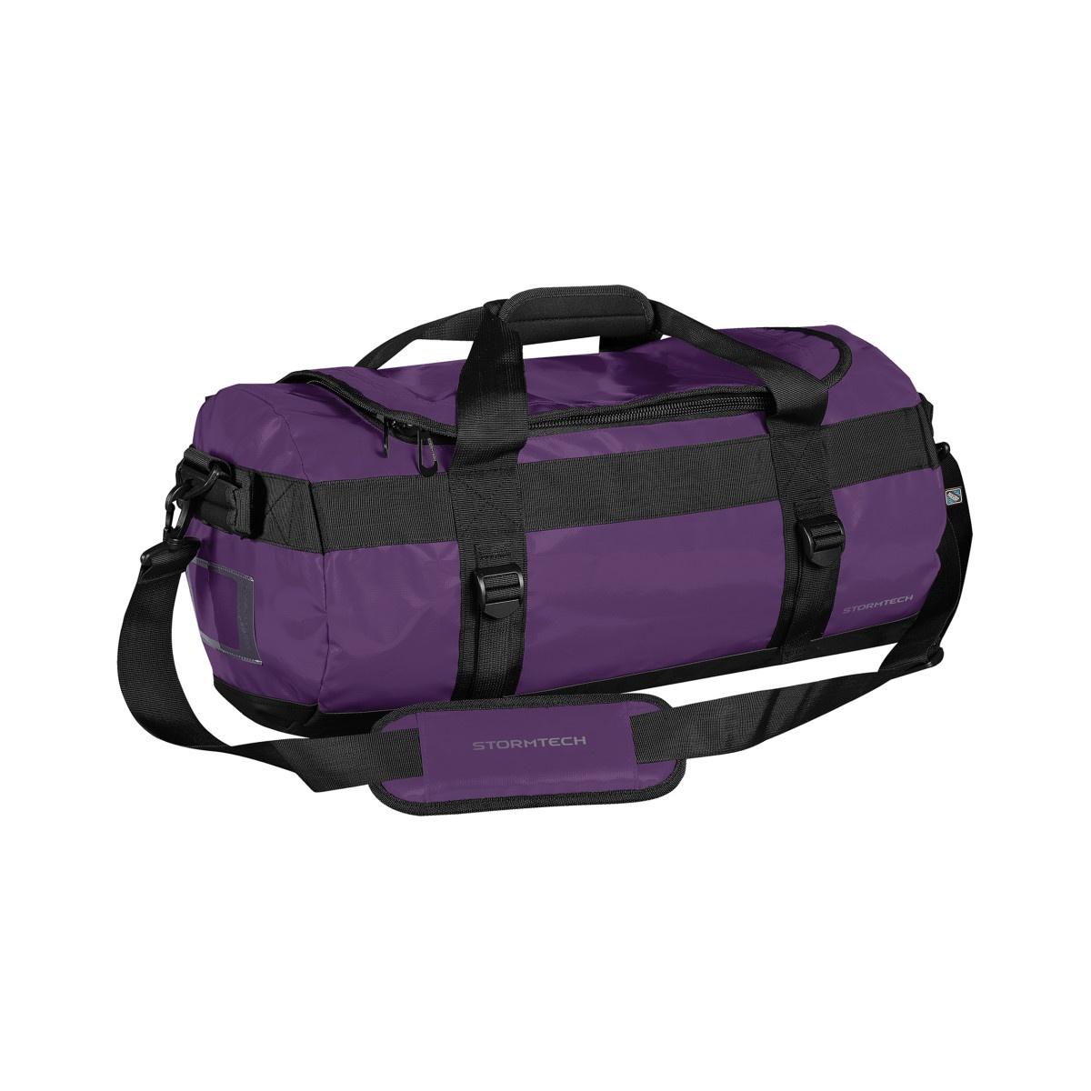 Stormtech Waterproof Gear Holdall Bag (Small) (One Size) (Purple/Black)