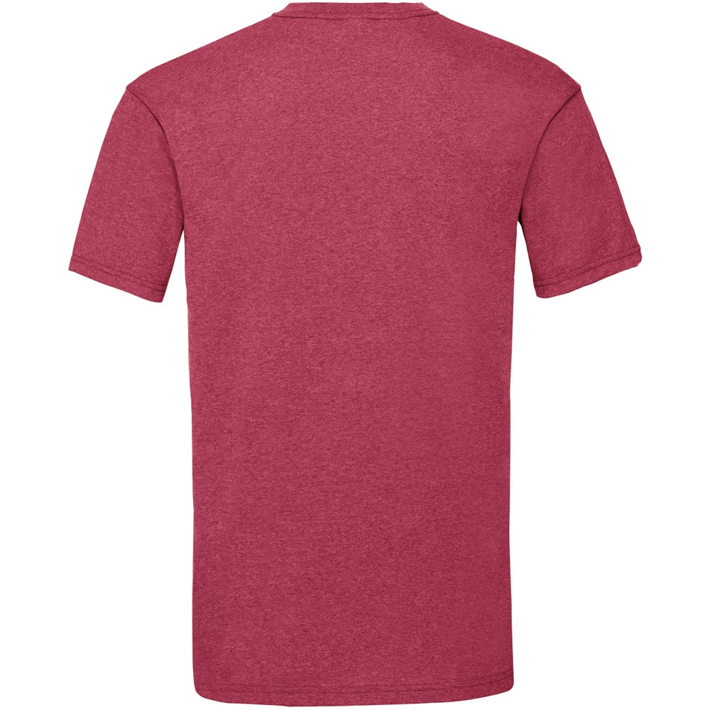 T-shirt-a-manches-courtes-Fruit-Of-The-Loom-100-coton-pour-homme-BC330 miniature 5