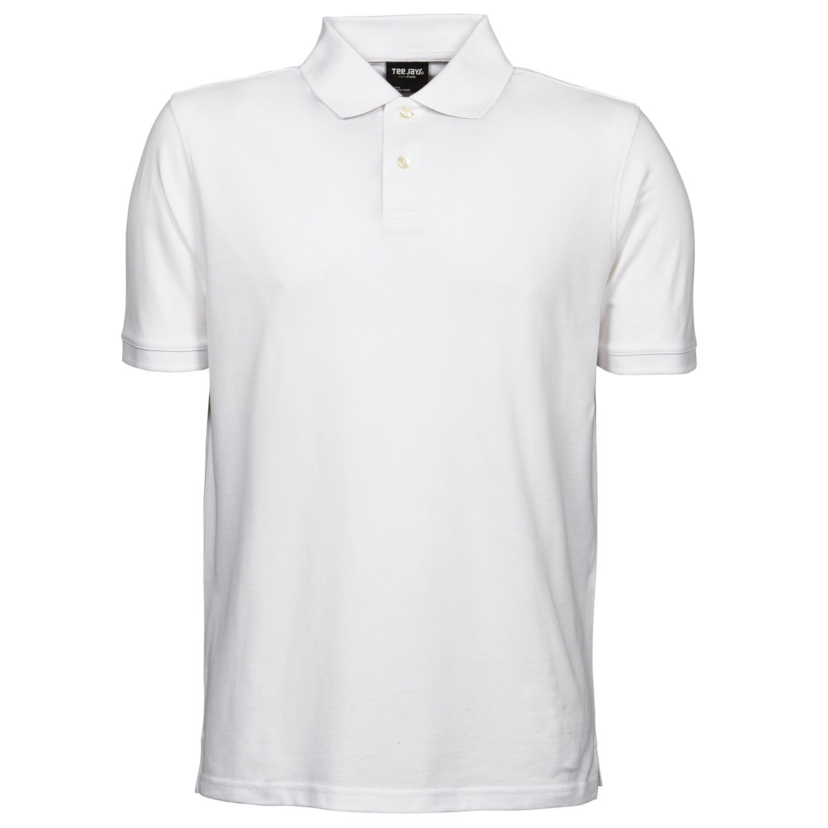 Tee-Jays-Polo-a-manches-courtes-Homme-BC3301 miniature 2