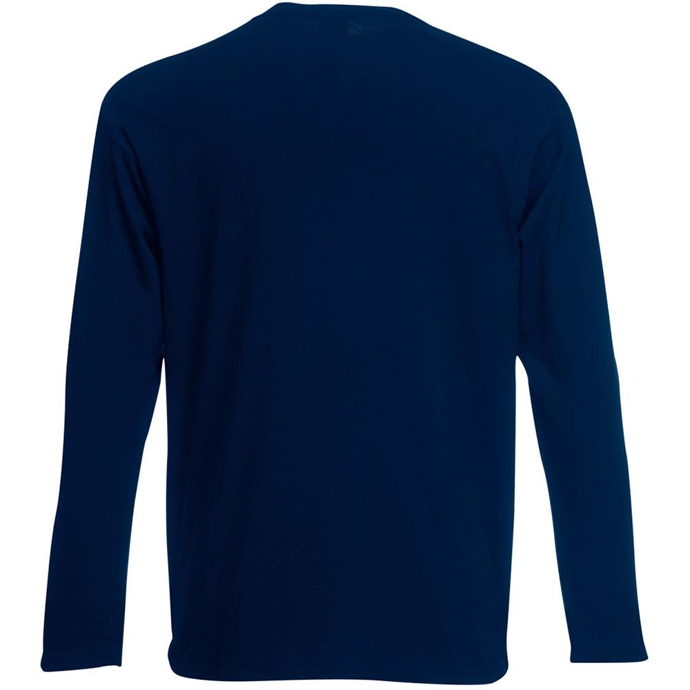 miniature 15 - T-shirt à manches longues Fruit Of The Loom, 100% coton, pour homme (BC331)