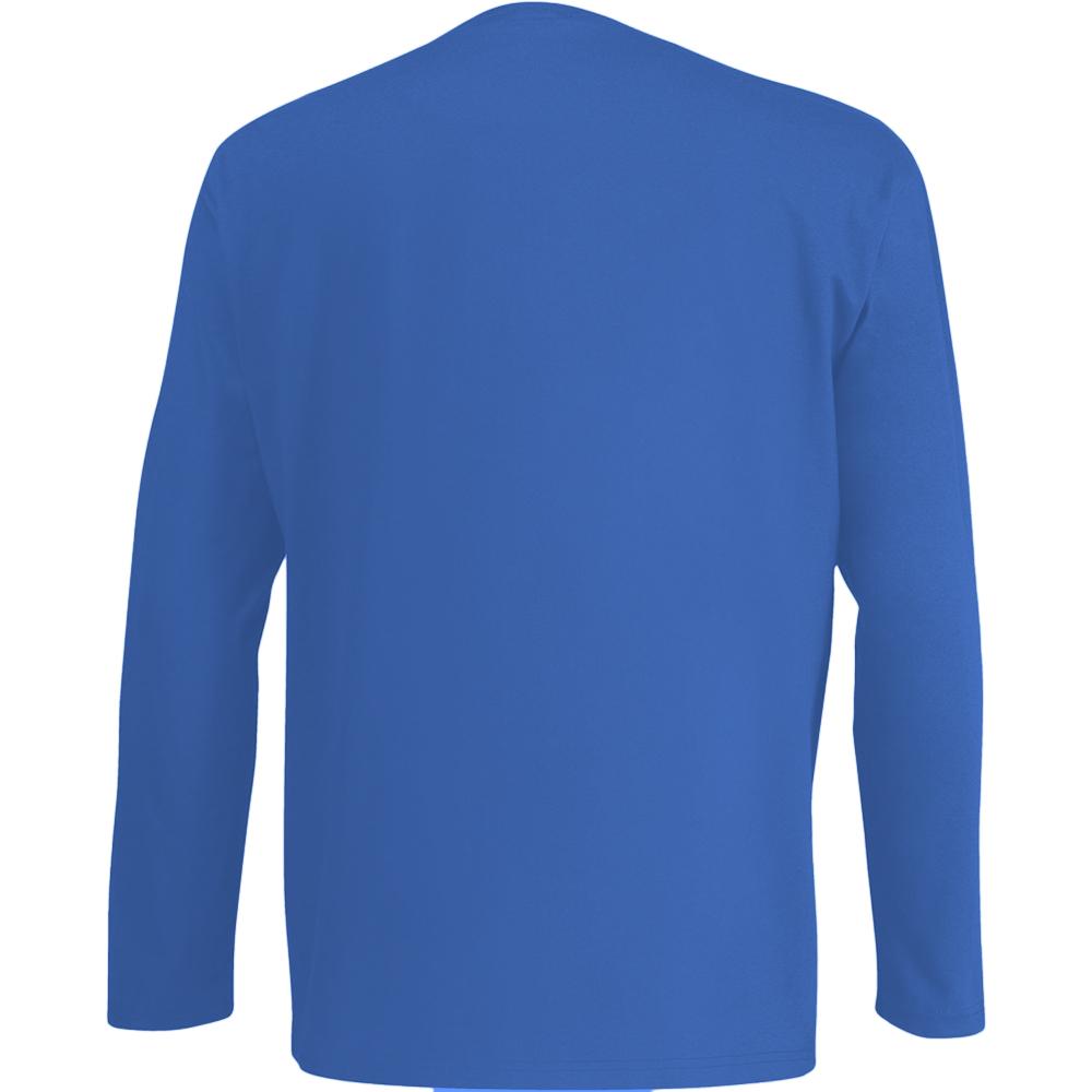 miniature 10 - T-shirt à manches longues Fruit Of The Loom, 100% coton, pour homme (BC331)