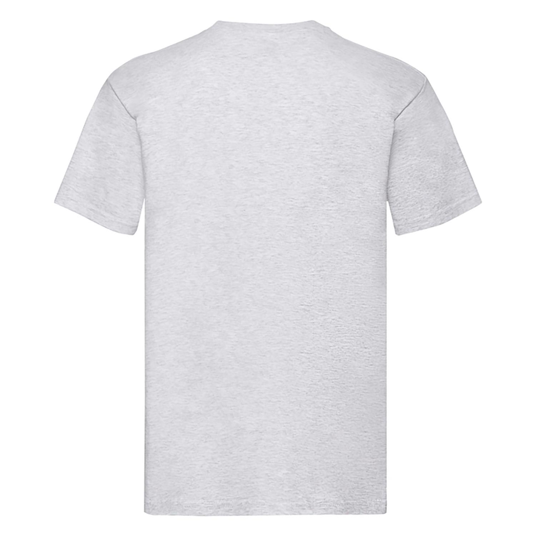 Fruit Of The Loom Mens Super Premium Short Sleeve Crew Neck T-Shirt (3XL) (Deep Navy)
