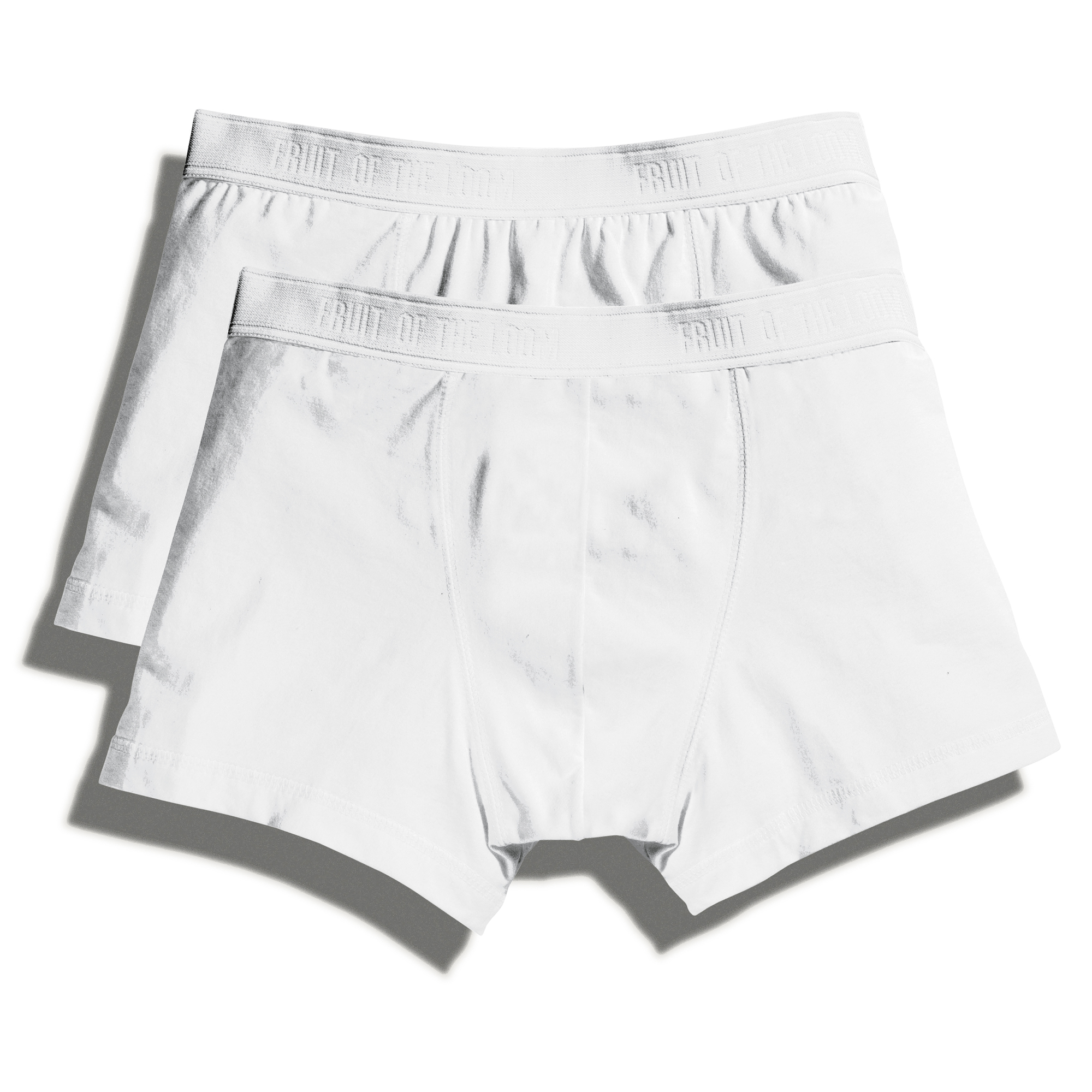 Fruit-Of-The-Loom-Lot-de-2-boxers-Homme-BC3357 miniature 6