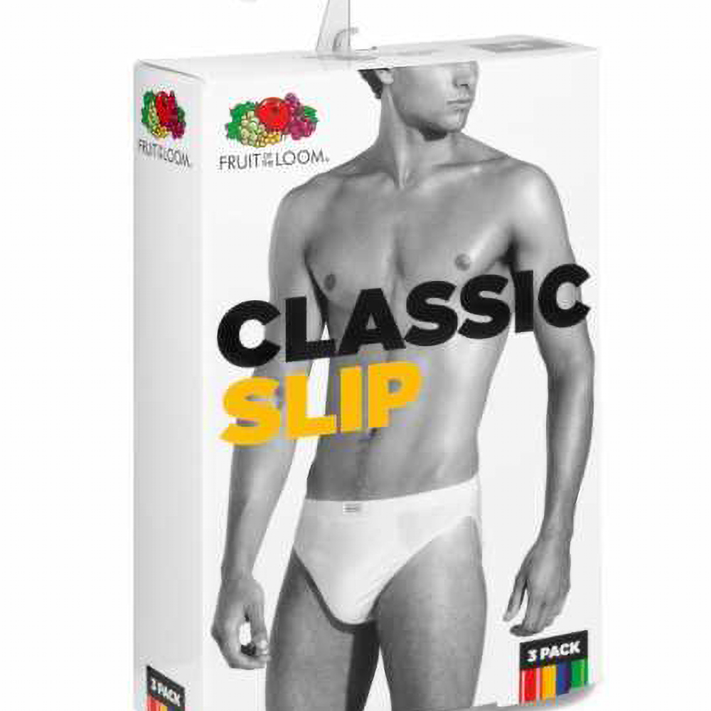 miniature 6 - Fruit Of The Loom - Slips CLASSIC - Homme (BC3360)