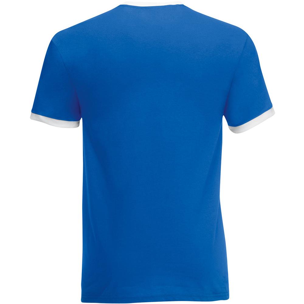 RW3291 Fruit Of The Loom Mens Sofspun Short Sleeve T-Shirt 6 Sizes S-XXXL