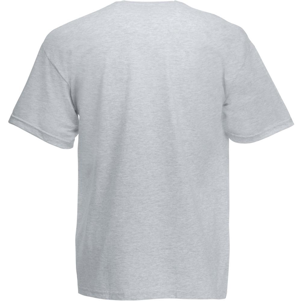 miniature 10 - T-shirt à manches courtes Fruit Of The Loom, 100% coton, pour homme (BC350)