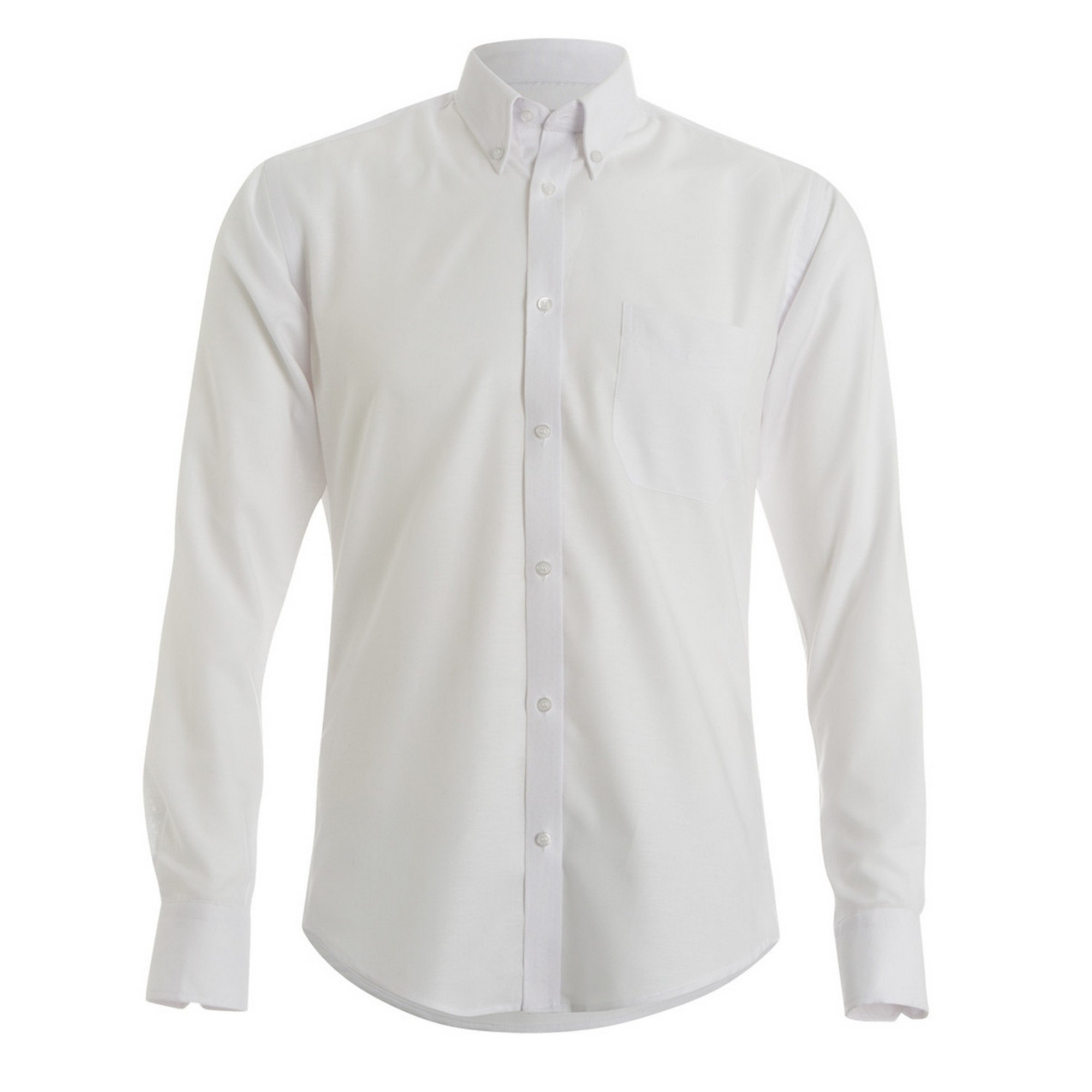 Kustom-Kit-Mens-Long-Sleeve-Oxford-Twill-Shirt-BC3722