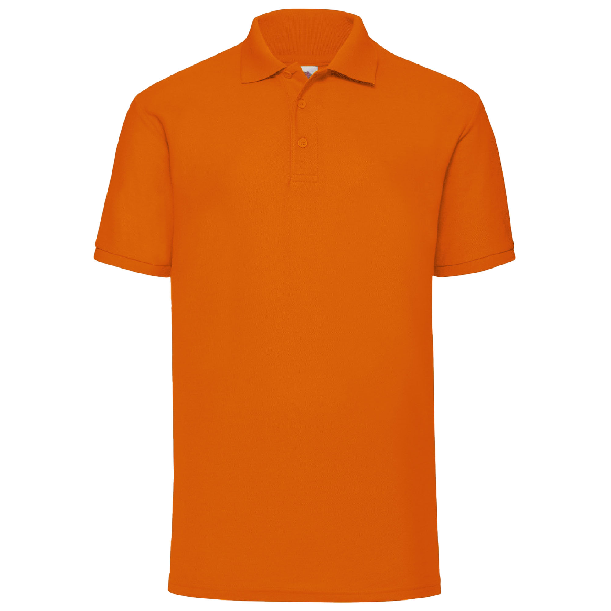 Polo-a-manches-courtes-Fruit-Of-The-Loom-pour-homme-BC388 miniature 15