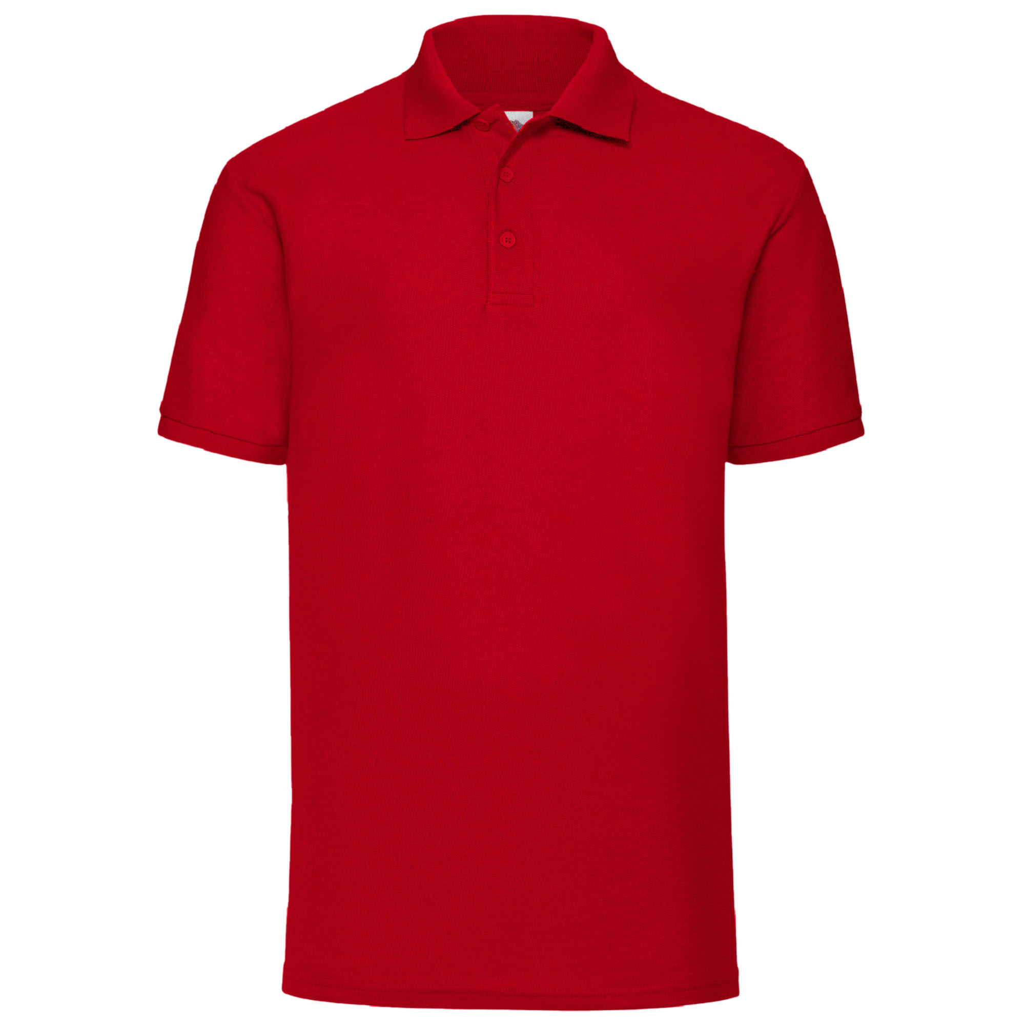 Polo-a-manches-courtes-Fruit-Of-The-Loom-pour-homme-BC388 miniature 17