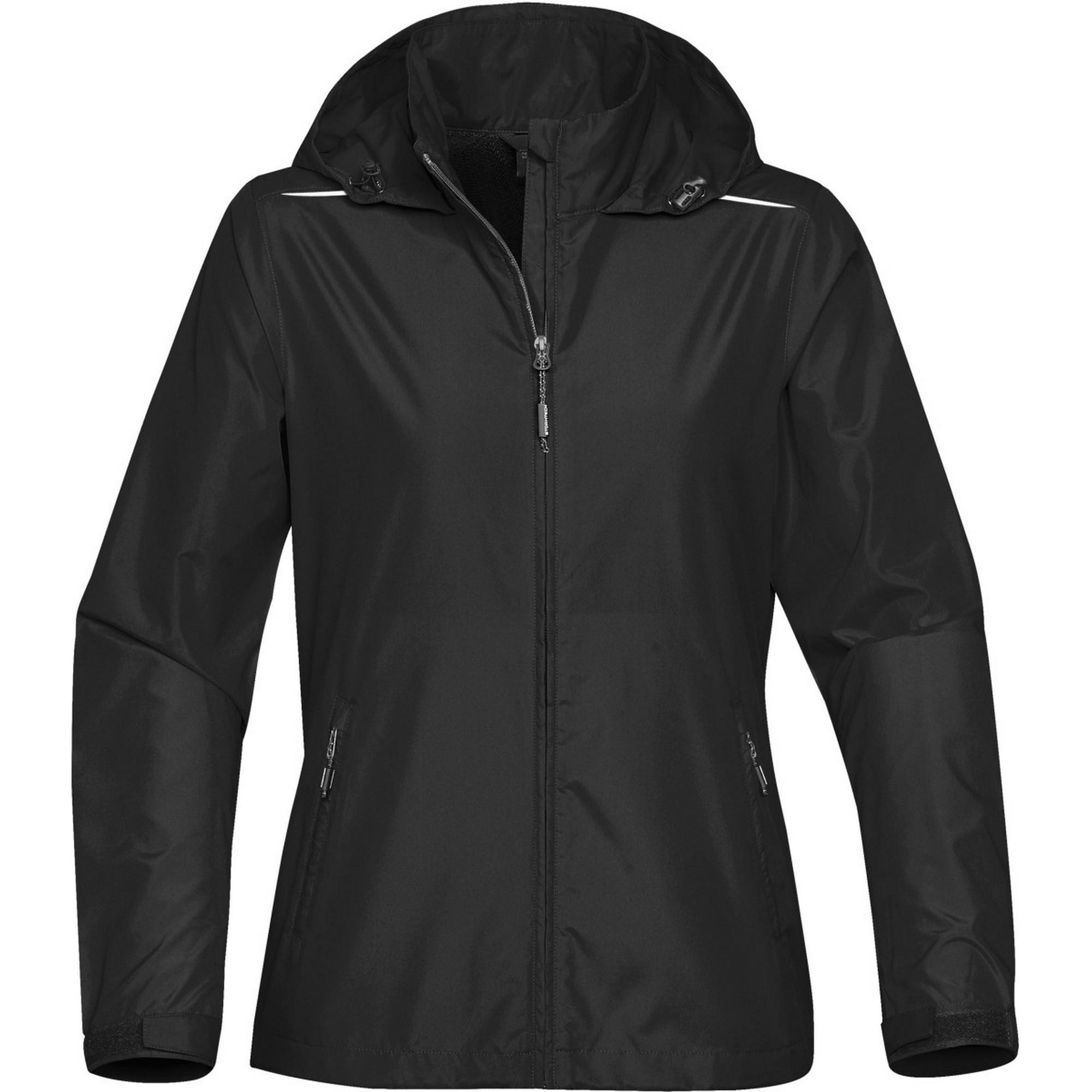 Stormtech Womens/Ladies Nautilus Performance Shell Jacket (S) (Black)