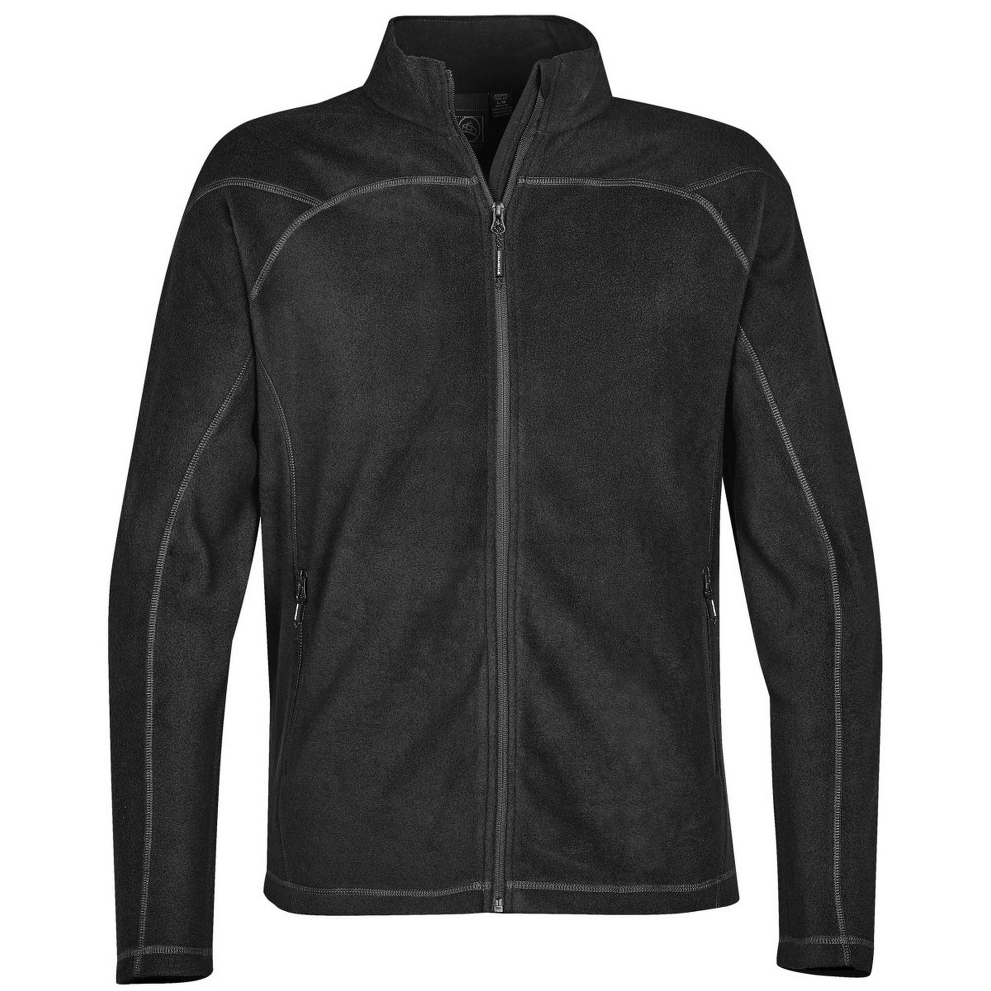 Stormtech Mens Reactor Fleece Shell Jacket (XL) (Black)