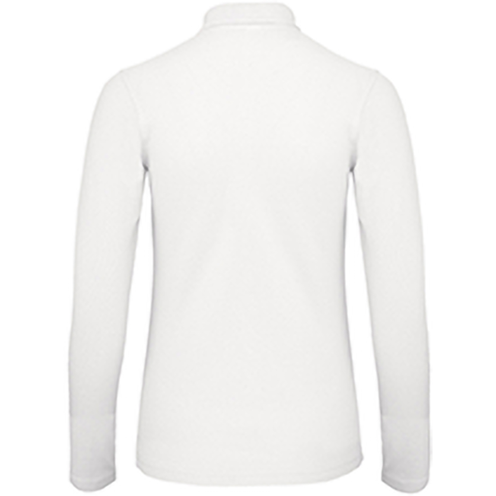 B-amp-C-ID-001-Womens-Ladies-Long-Sleeve-Polo-BC3944 thumbnail 16