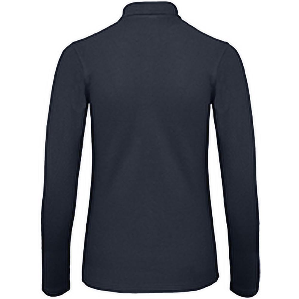 B-amp-C-ID-001-Womens-Ladies-Long-Sleeve-Polo-BC3944 thumbnail 4