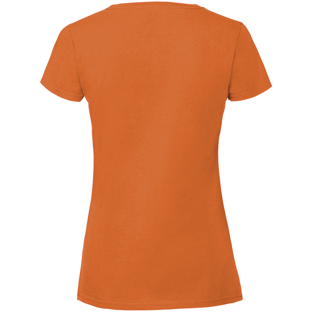 BC3945 Fruit Of The Loom Womens//Ladies Ringspun Premium T-Shirt