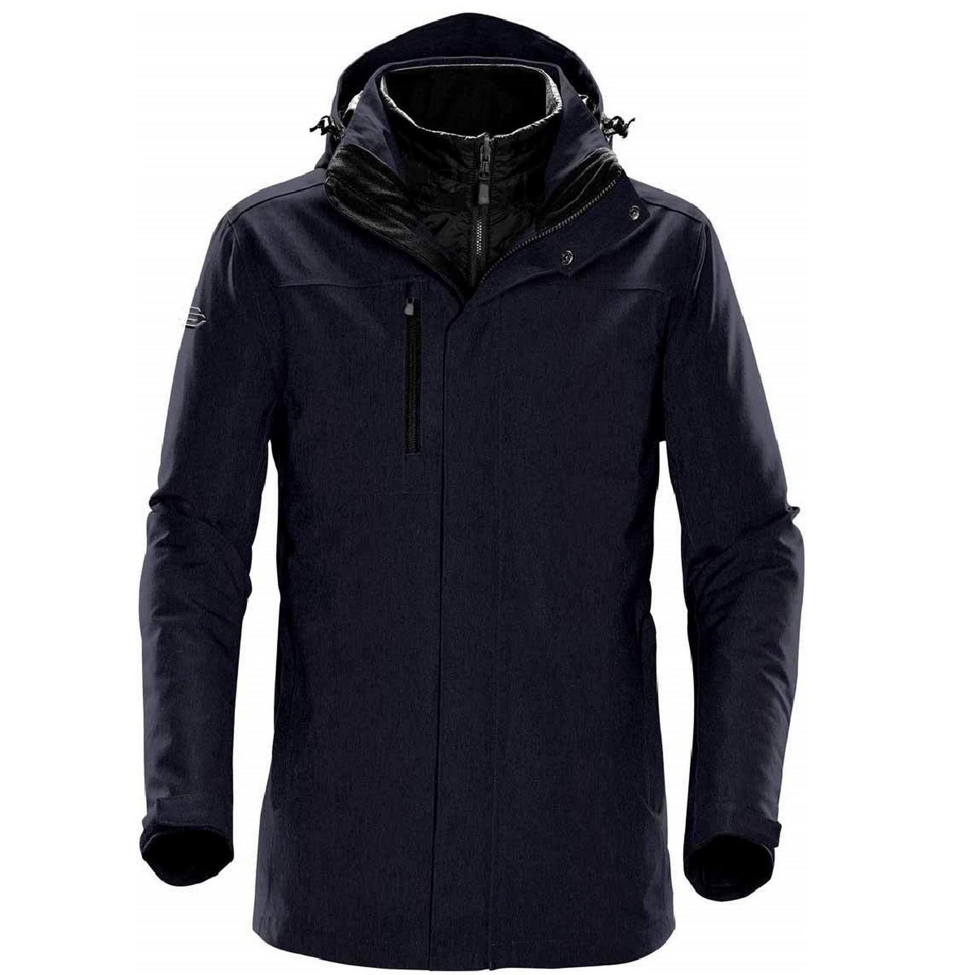 Stormtech Mens Avalanche System Jacket (2XL) (Navy Blue)