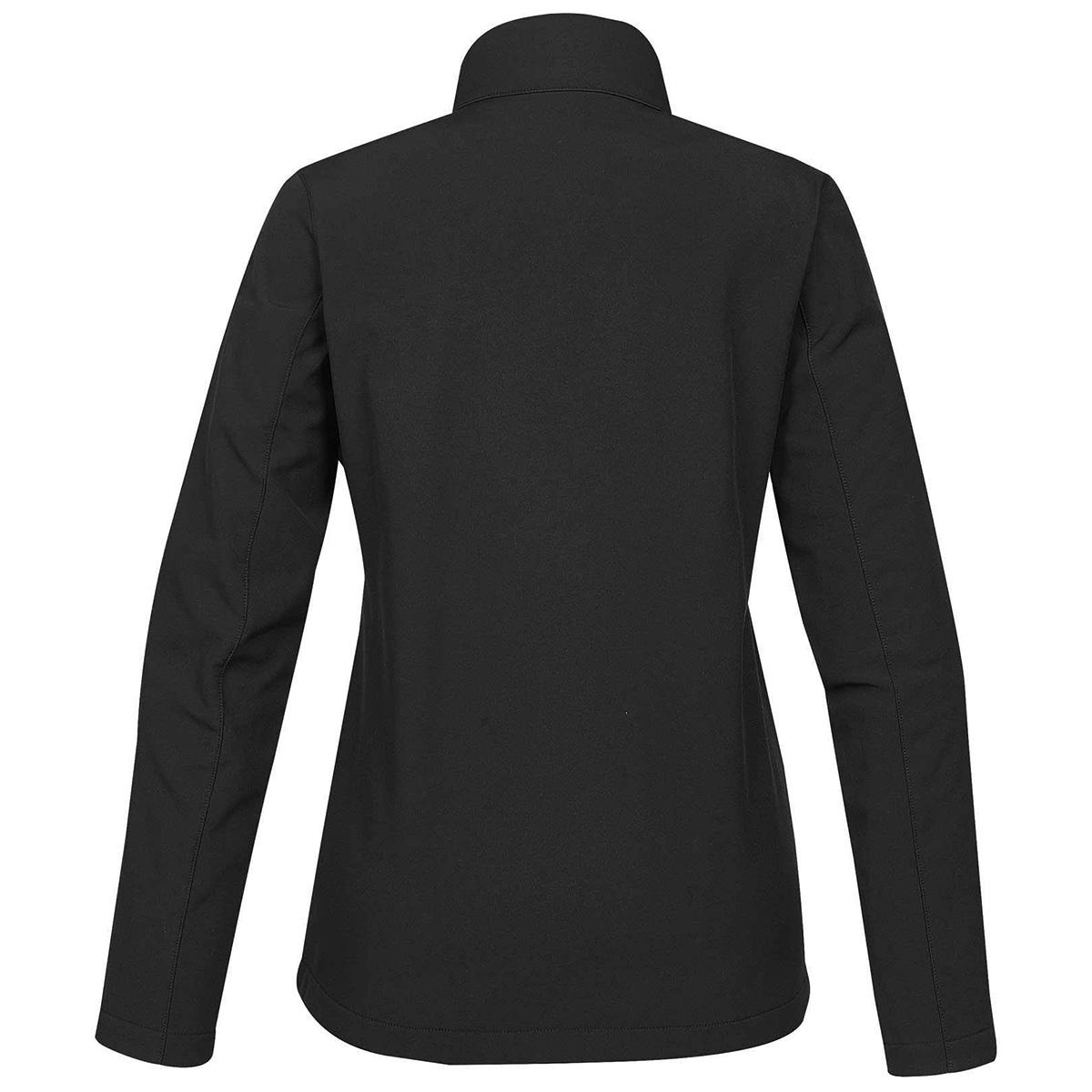 Stormtech Womens/Ladies Orbiter Softshell Jacket (XL) (Navy/Carbon)