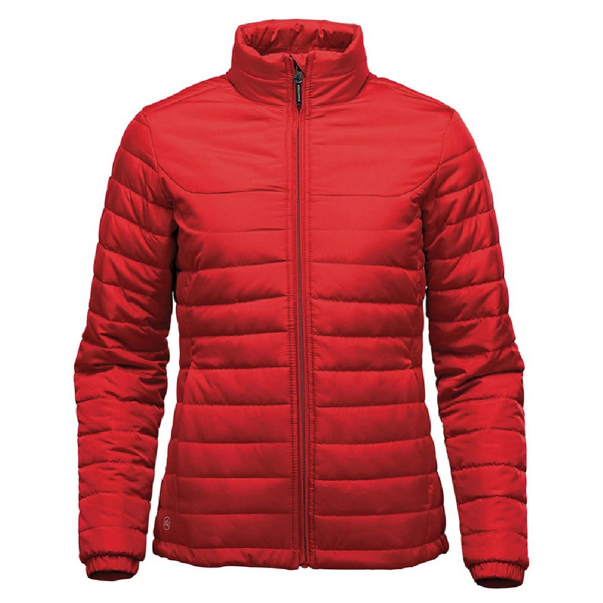 Stormtech Womens/Ladies Nautilus Jacket (S) (Bright Red)