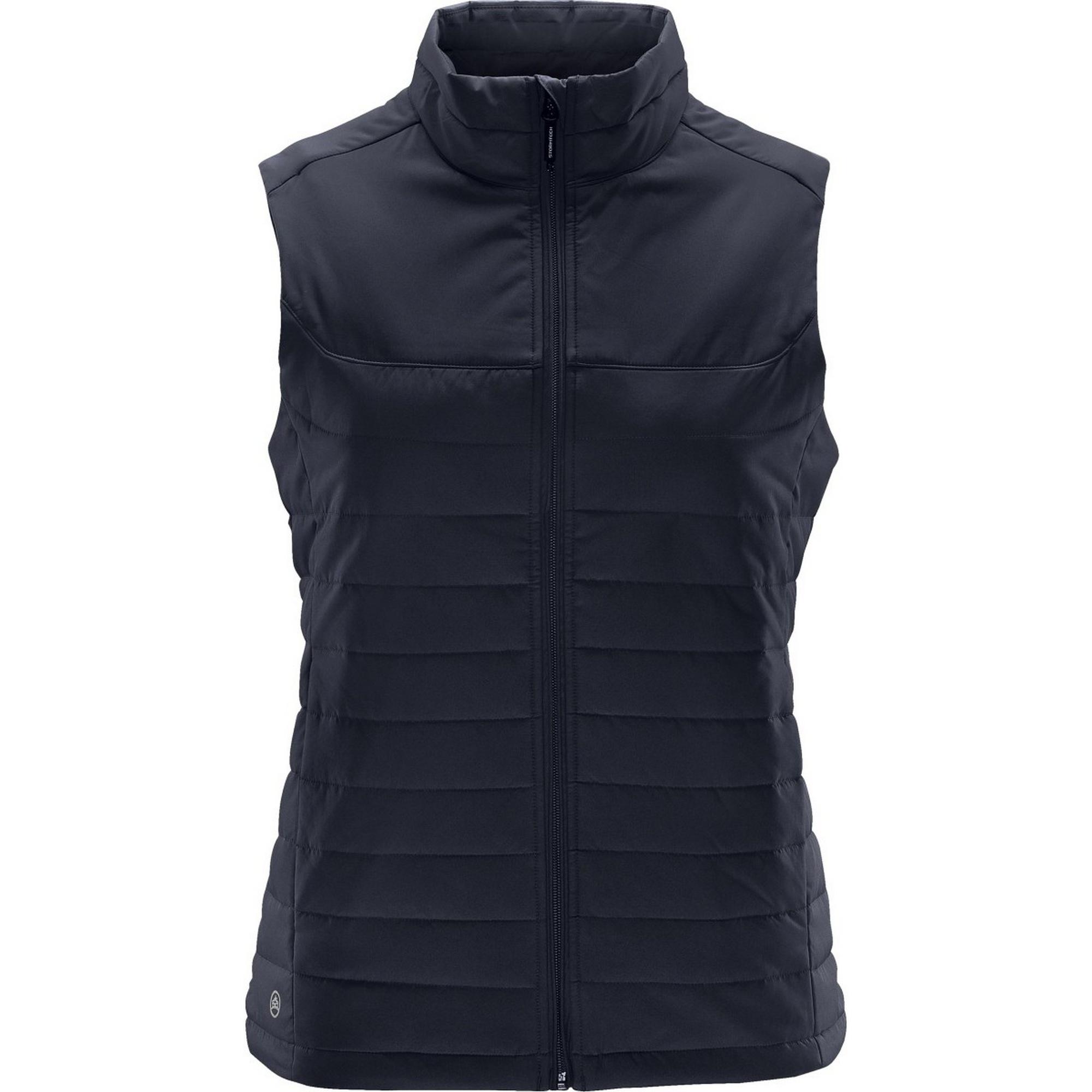 Stormtech Womens/Ladies Nautilus Vest/Gilet (XL) (Navy Blue)