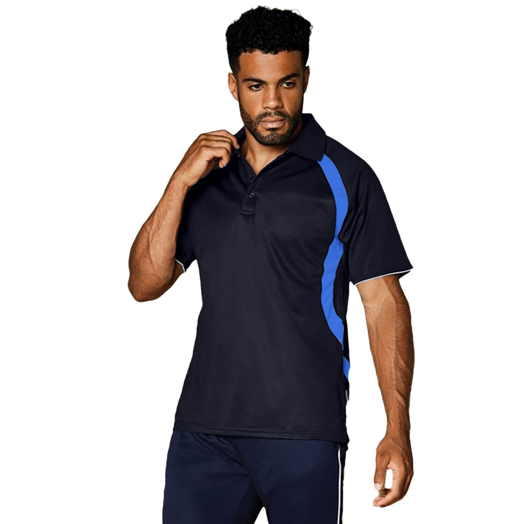 Gamegear-Mens-Cooltex-Riviera-Polo-Shirt-Mens-Sportswear-BC434