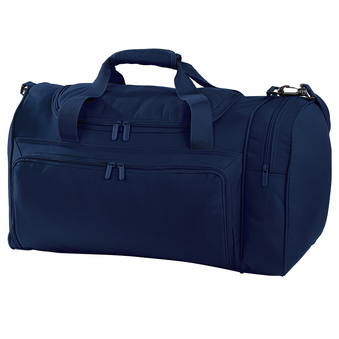 Quadra Universal Holdall Duffle Bag - 35 Litres (Pack of 2) (One Size) (French Navy)
