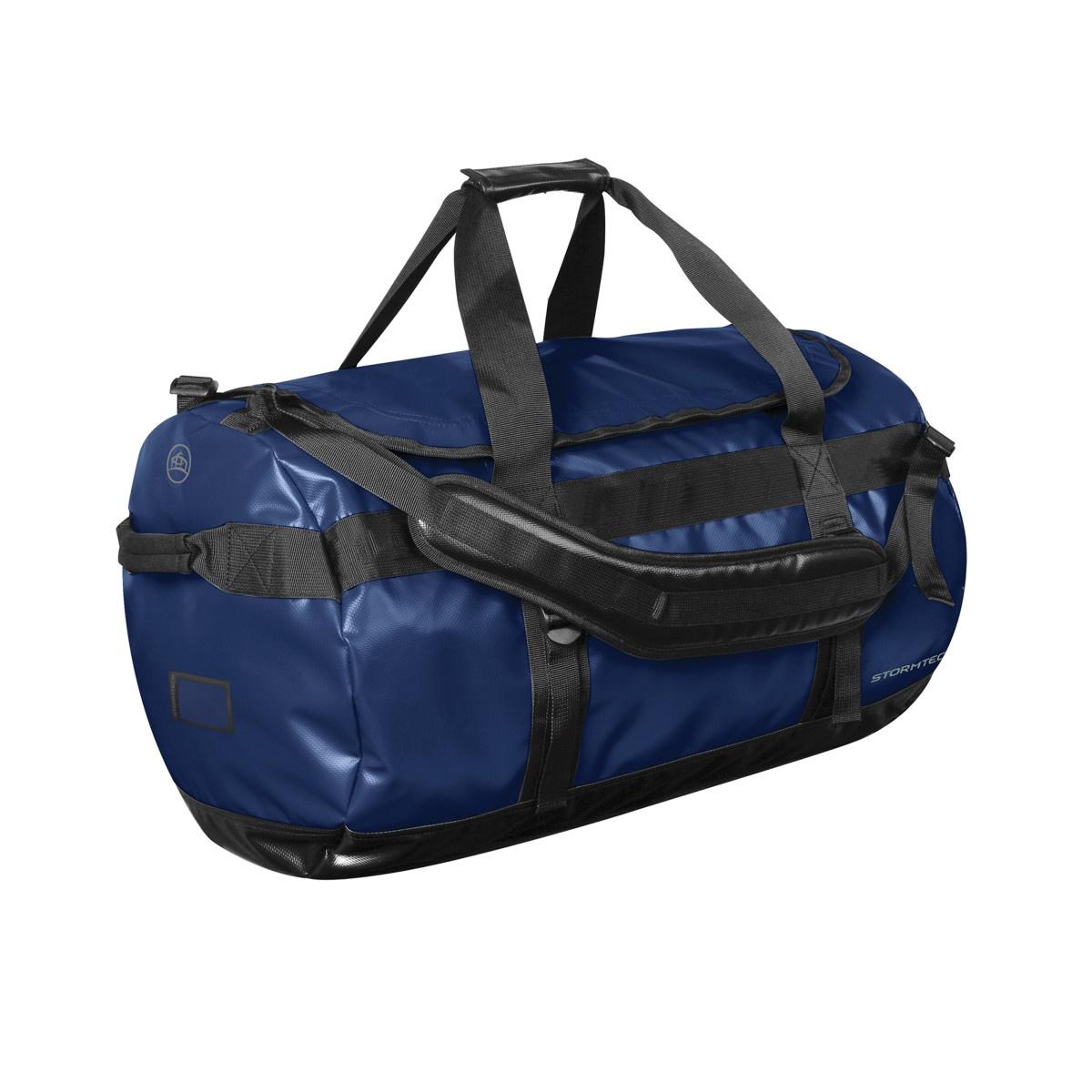 Stormtech Waterproof Gear Holdall Bag (Large) (Pack of 2) (One Size) (Ocean Blue/Black)