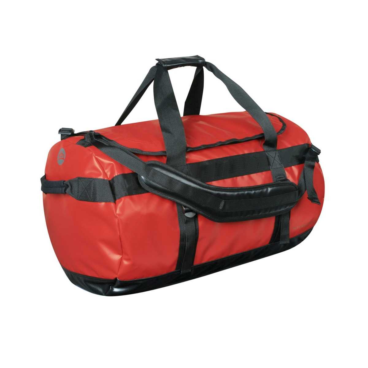 Stormtech Waterproof Gear Holdall Bag (Large) (Pack of 2) (One Size) (Red/Black)