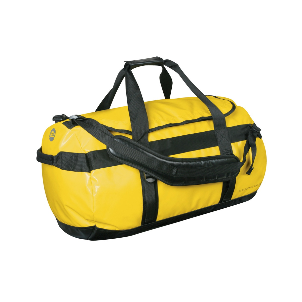 Stormtech Waterproof Gear Holdall Bag (Large) (Pack of 2) (One Size) (Yellow/Black)