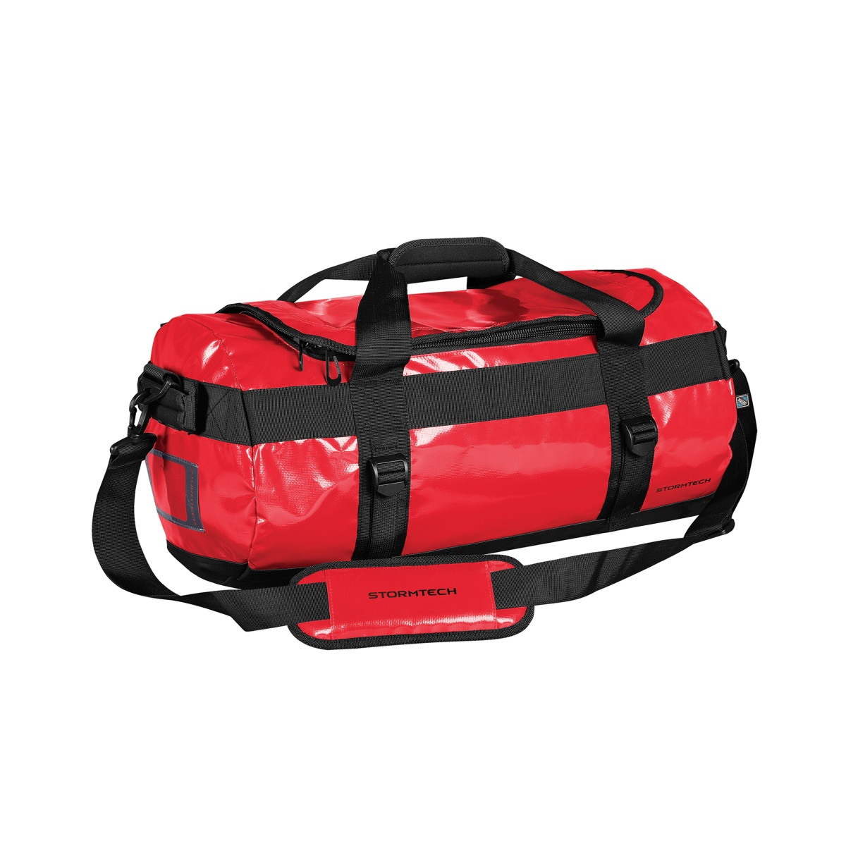 Stormtech Waterproof Gear Holdall Bag (Small) (Pack of 2) (One Size) (Bold Red/Black)