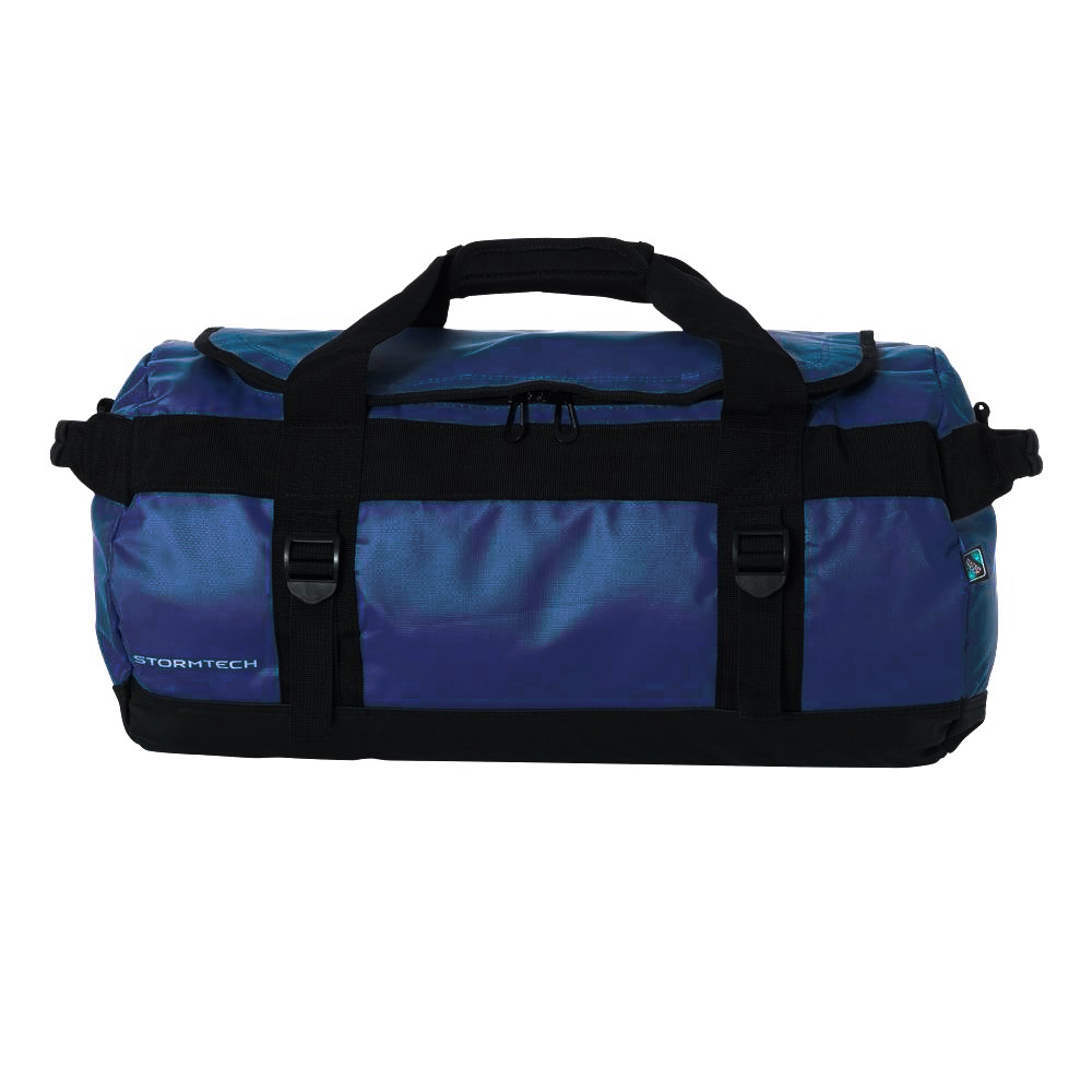 Stormtech Waterproof Gear Holdall Bag (Small) (Pack of 2) (One Size) (Black/Black)