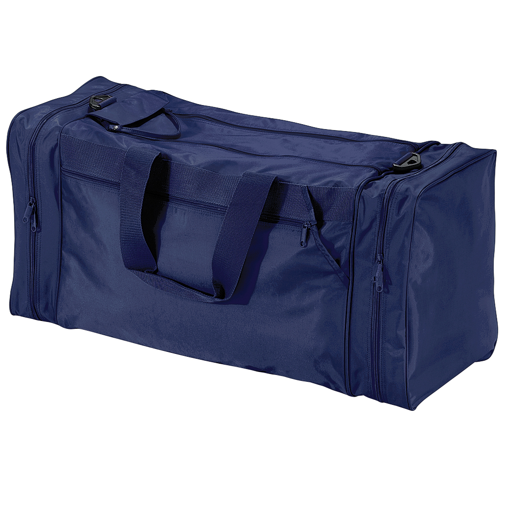 Quadra Jumbo Sports Duffle Bag - 74 Litres (Pack of 2) (One Size) (French Navy)
