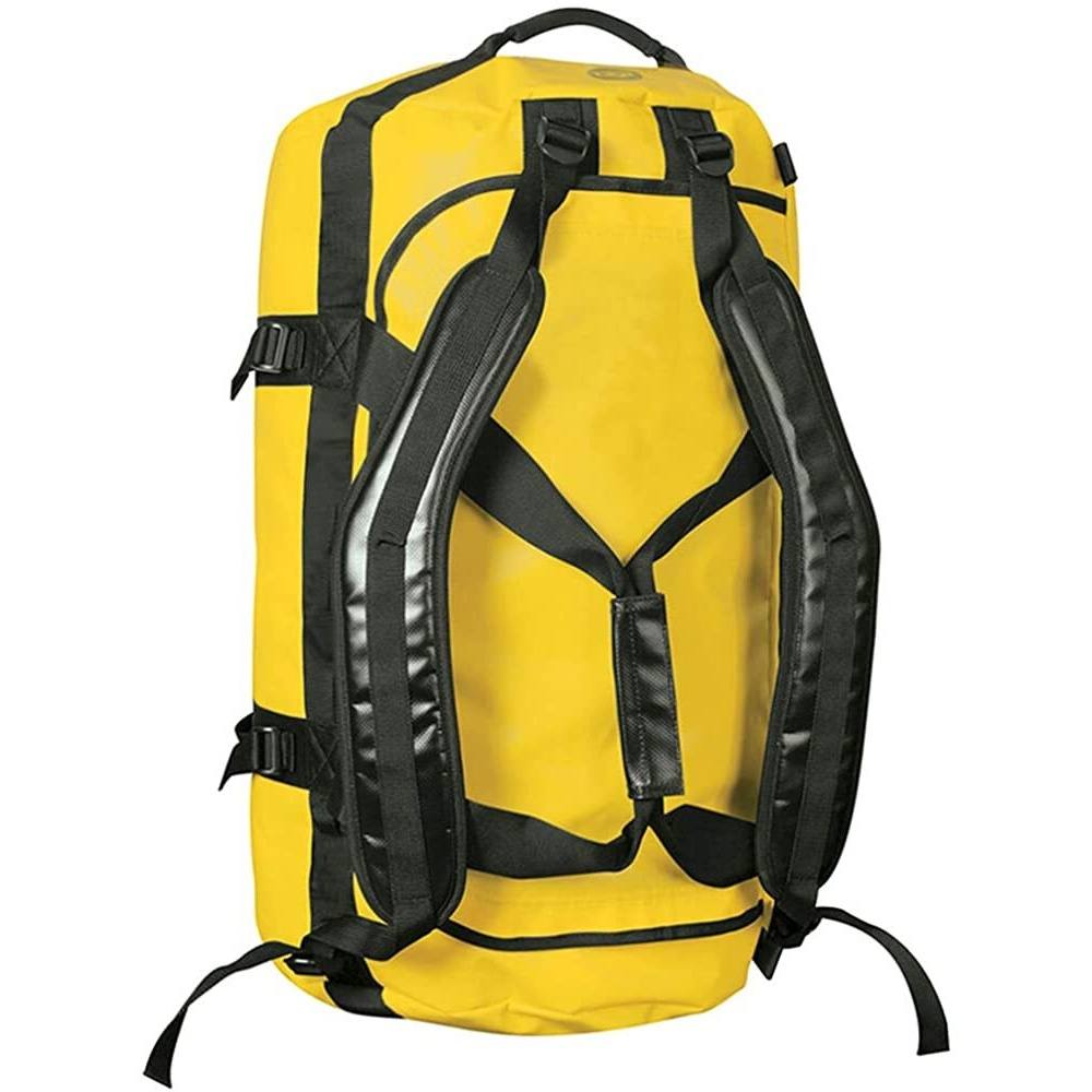 Stormtech Waterproof Gear Holdall Bag (Medium) (Pack of 2) (One Size) (Yellow/Black)